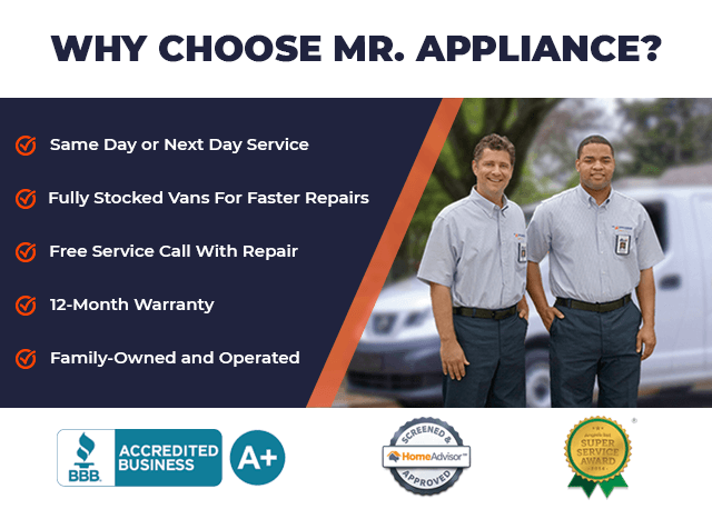 Palm Harbor Appliance Repair